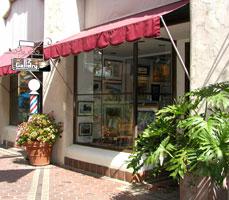 Gallery 113 in La Arcada, Santa Barbara